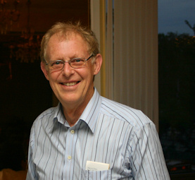 Bengt Sundström at Swedish Meeting in August 2007
