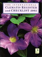 Clematis Register and Checklist©RHS