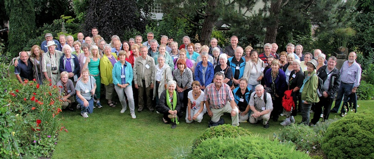 Germany 2013 Group Photo