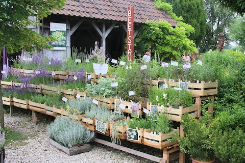 Gaissmayer Nursery Sales Area