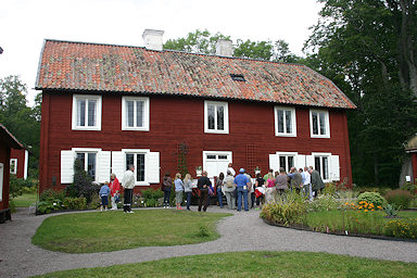 Country House of Linné at Hammarby